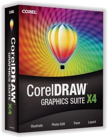 Download CorelDraw X4 Link Tải Google Drive